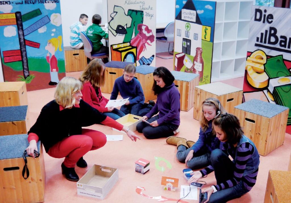 Die Lernwerkstadt